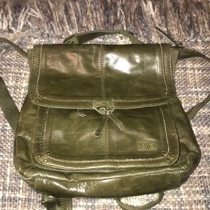 the Sak Backpack/CrossBody 2in1 Bag!